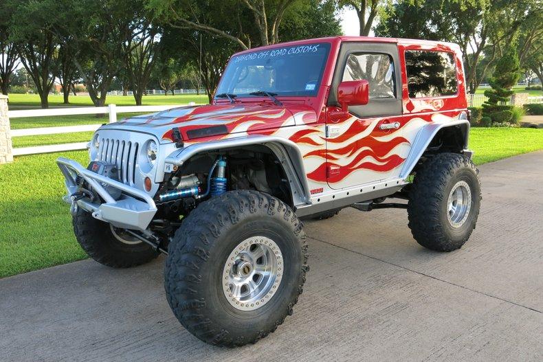 2008 Jeep Wrangler Hemi 6.1