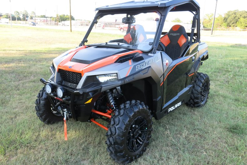 2017 Polaris 1000 General Deluxe For Sale