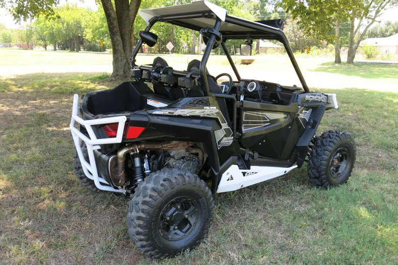 Polaris Vehicle