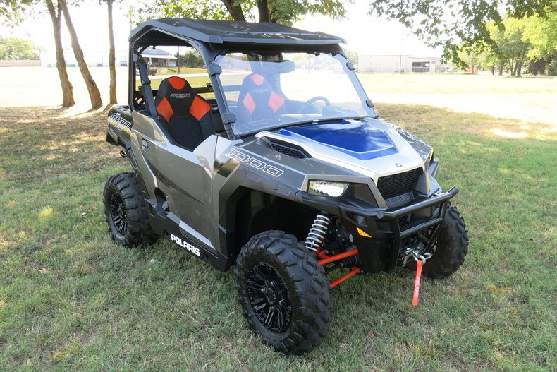 2018 Polaris 1000 General Deluxe