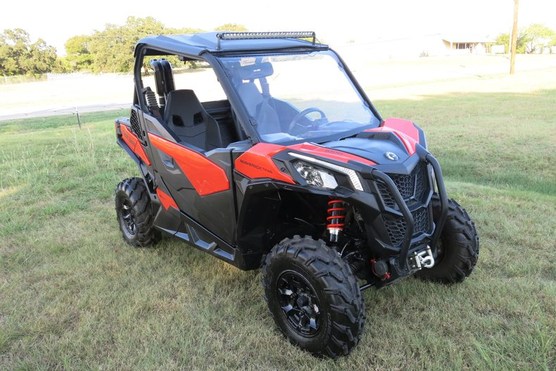 2018 Can-Am Maverick 1000 DPS Trail