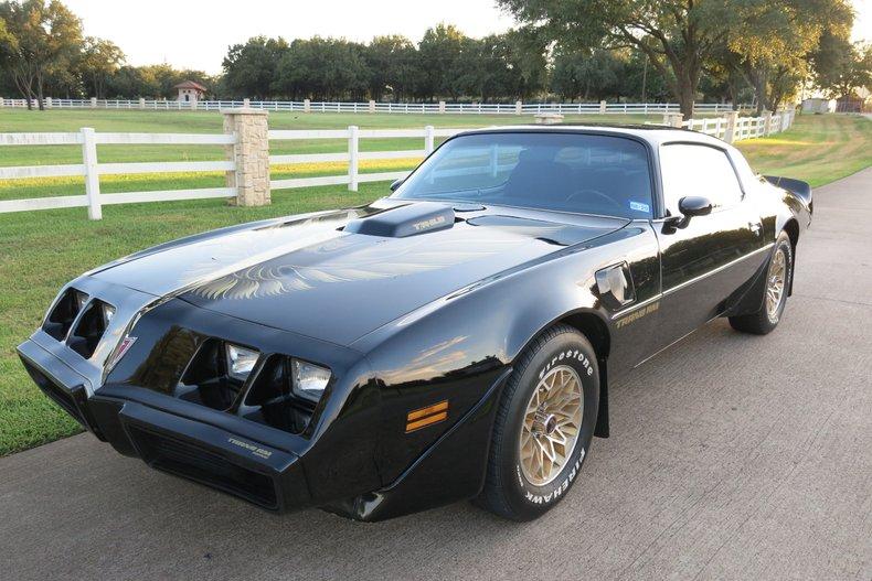 1979 Pontiac Trans Am T/A 6.6