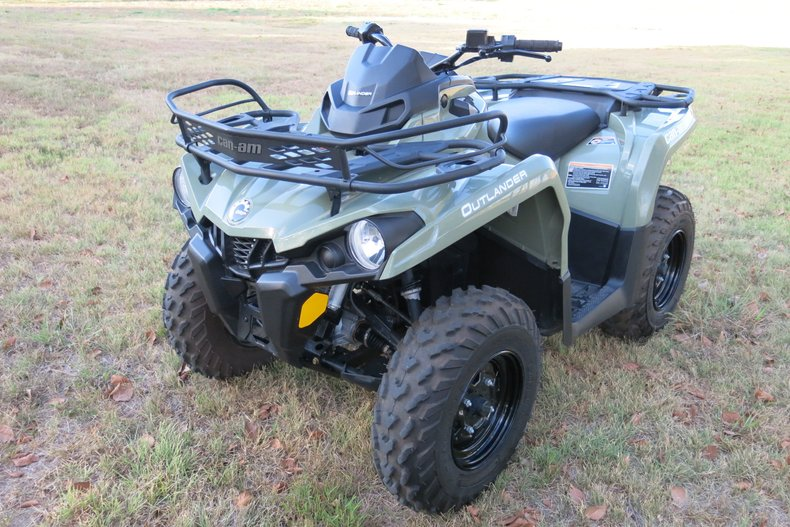 2018 Can-Am OutlanderL 570 EFI