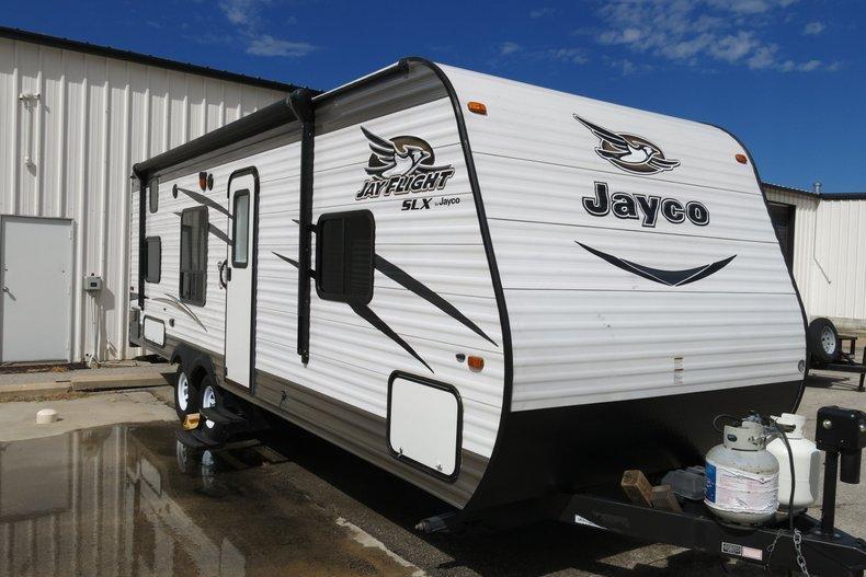 2016 Jayco SLH 264 BHW Bunk house
