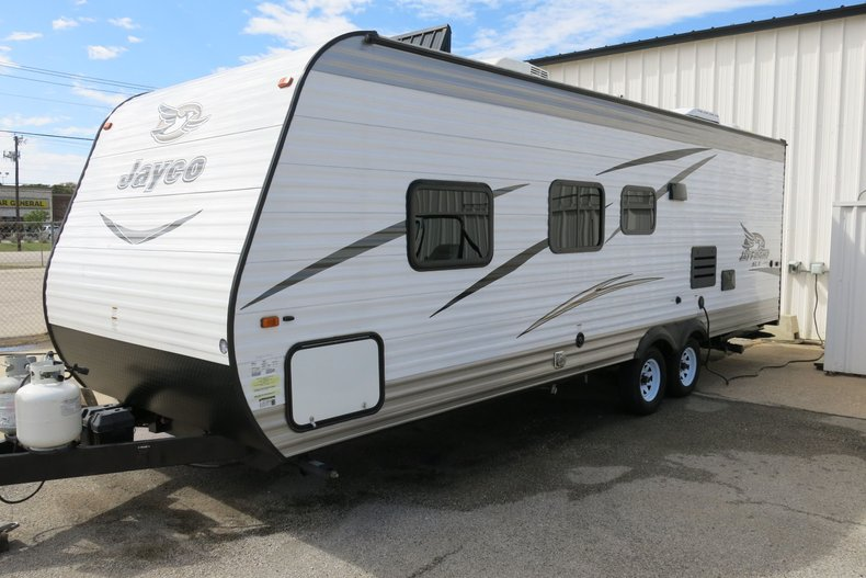 Jayco SLH Vehicle