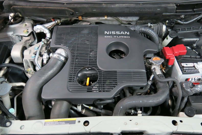 Nissan Vehicle