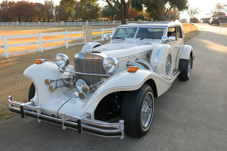 1987 Excalibur Series V Royale Phaeton
