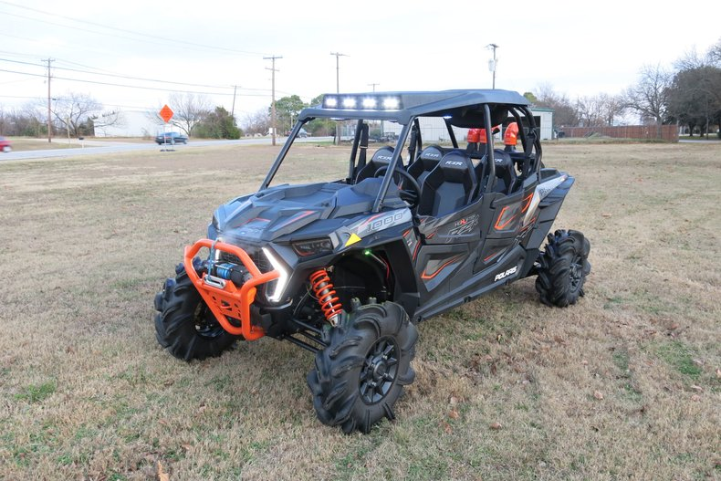 2019 Polaris RZR XP4 1000 Highlifter