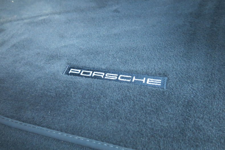 Porsche Vehicle