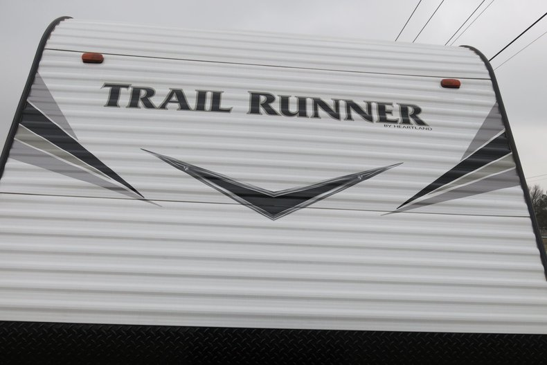 Trail Runner Vehicle