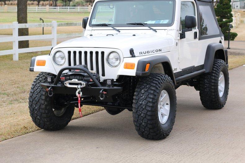 2005 Jeep Rubicon LJ