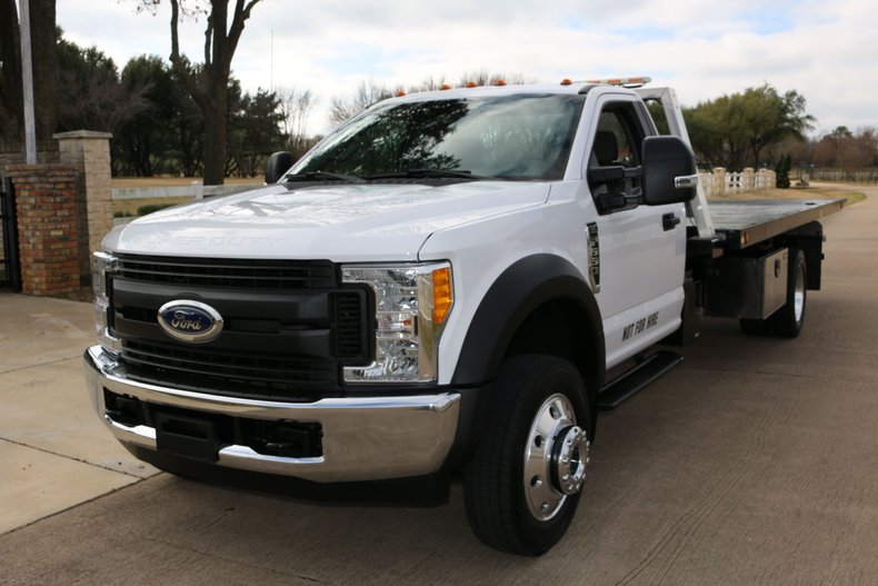 2017 Ford F550 Superduty