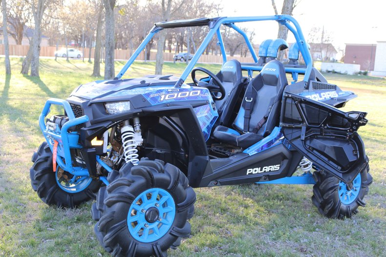 2017 Polaris RZR XP 1000 High Lifter