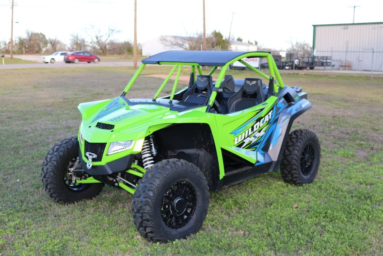 2018 Textron off Road Wild Cat xx Limited
