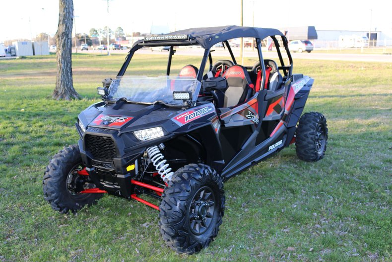 2017 Polaris RZR XP 4 1000