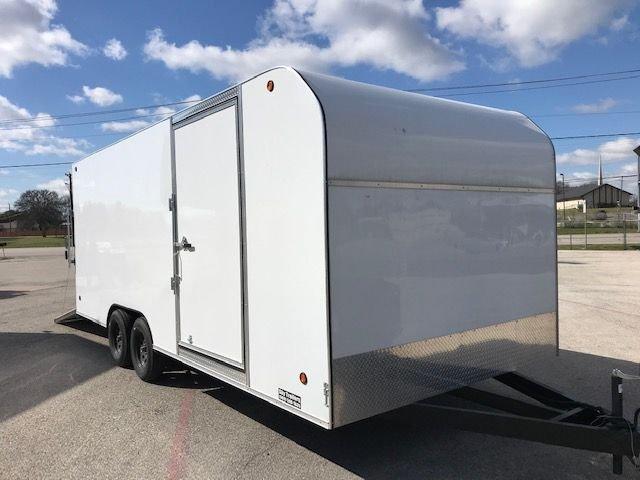 Sky Trailers Vehicle
