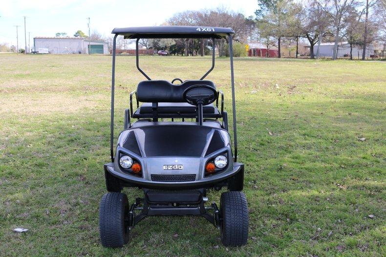 EZ-GO Vehicle