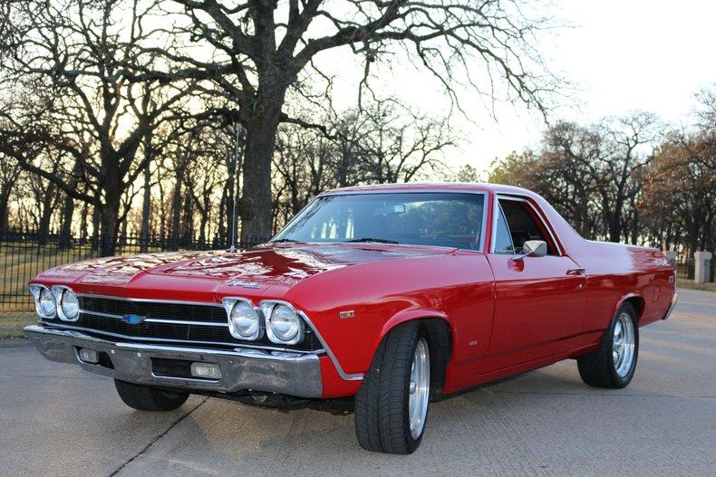 1969 Chevrolet El Camino big block
