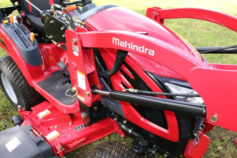 Mahindra Vehicle