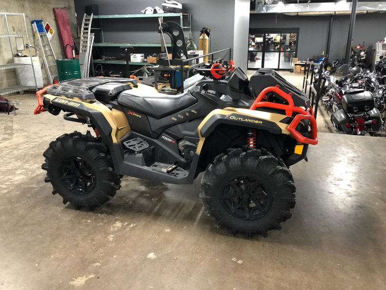 2019 Can Am OUTLANDER 1000R X MR