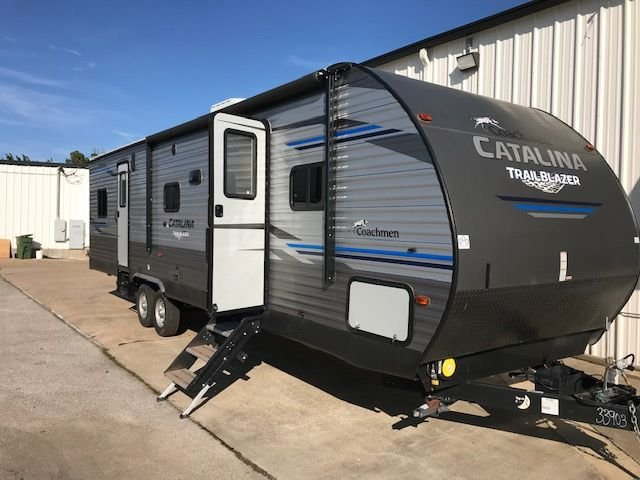 2019 Coachman Catalina Trail Blazer 29THS