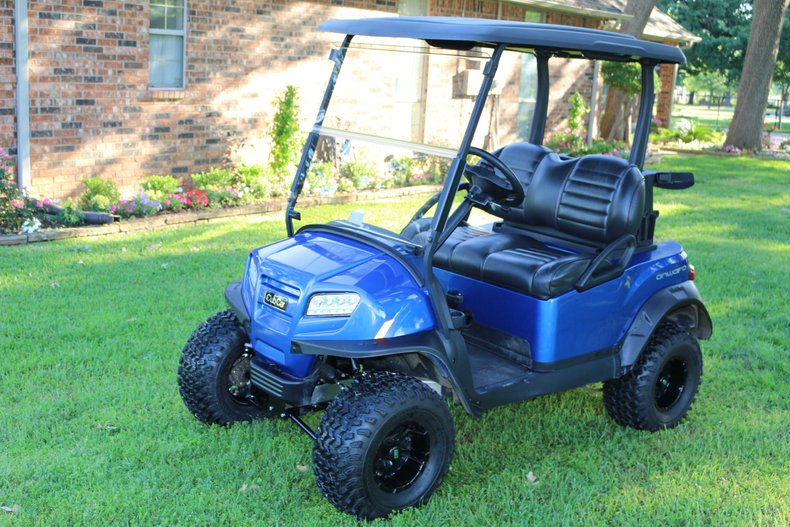 2018 Club Car onward 48v