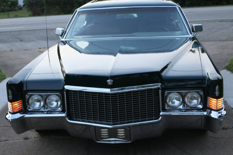 Cadillac Vehicle