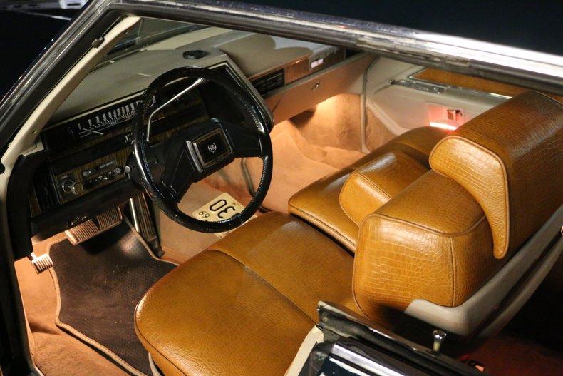 Cadillac Vehicle