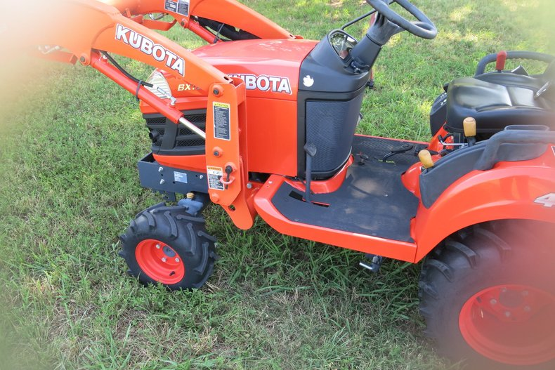 Kubota Vehicle