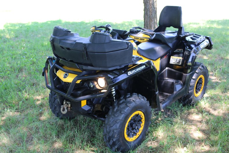 2014 Can-Am Outlander MAX XT P 1000