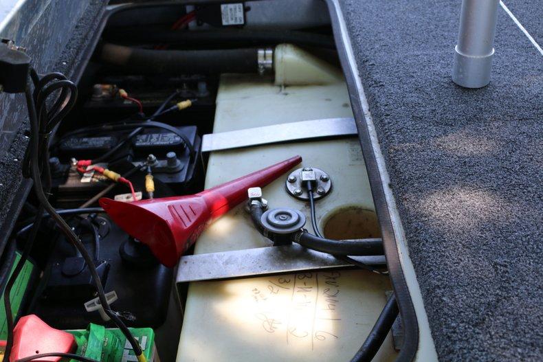 Ranger welded aluminum Vehicle
