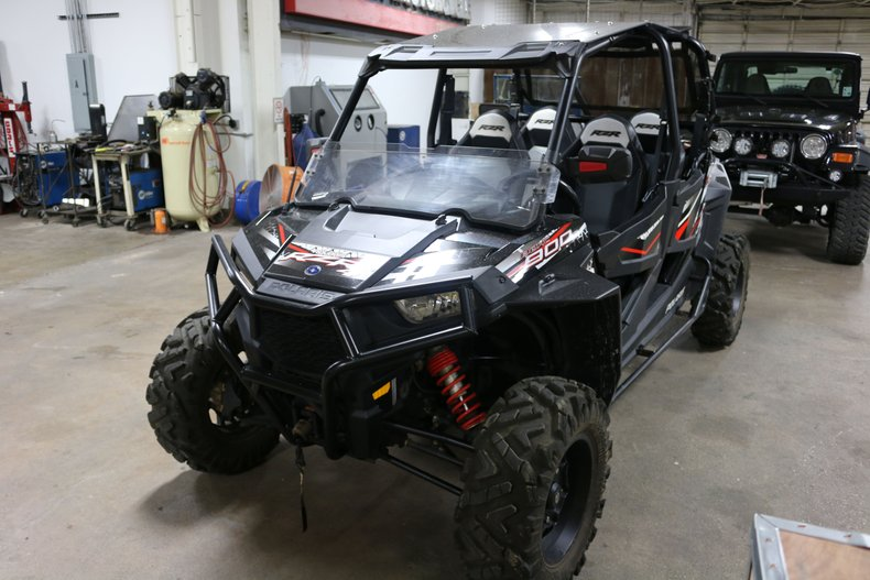 2017 Polaris RZR 4 900 EPS, Ride Command
