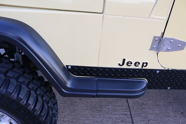 Jeep Vehicle