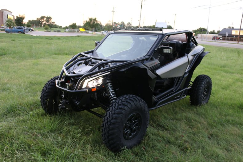 2018 Can-Am Maverick X3 XRS Turbo