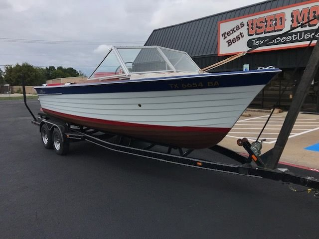1965 Chris Craft Sea Skiff 24'