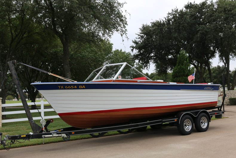 1965 Chris Craft Sea Skiff 22 Ft