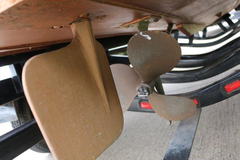Chris Craft Vehicle