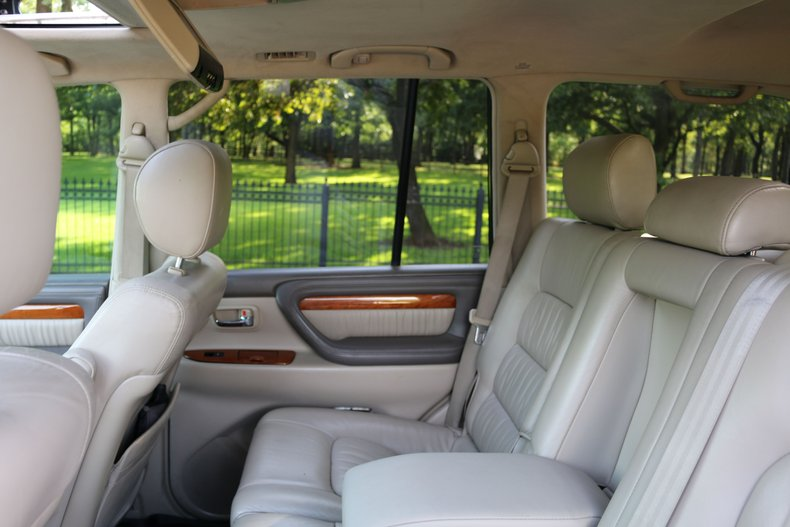 Lexus Vehicle