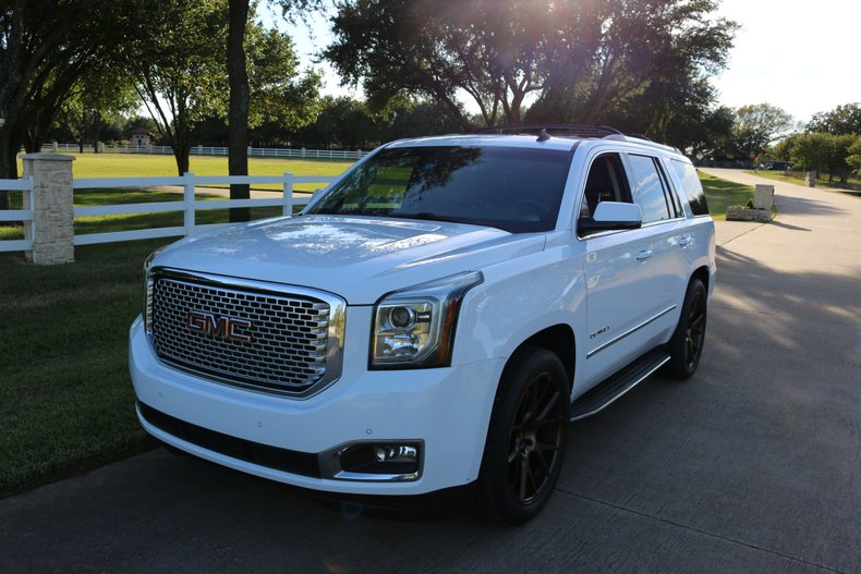 2015 GMC Denali Supercharged