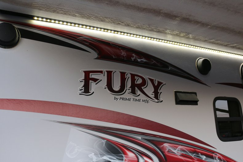Forest River Fury Vehicle