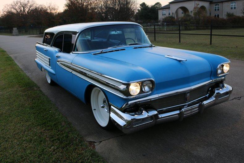 1958 Oldmobile Fiesta Wagon