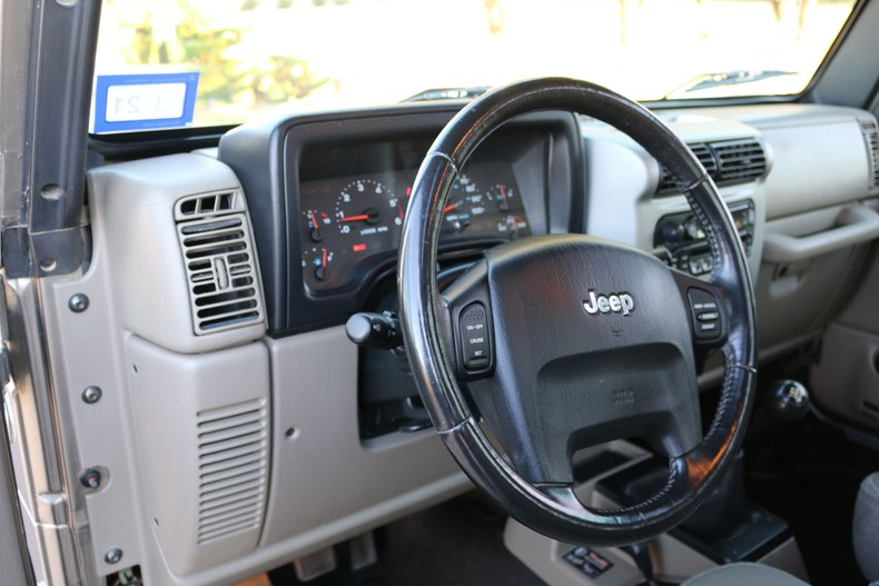 Jeep AEV Vehicle