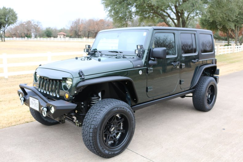 2011 Jeep JKU Unlimited