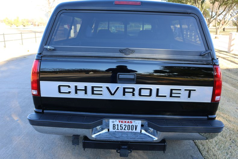 Chevy Vehicle
