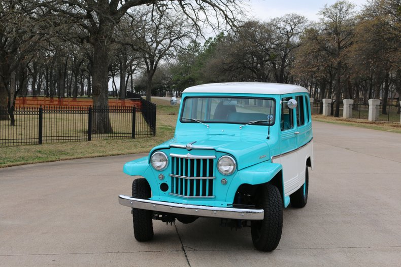 Willys Vehicle