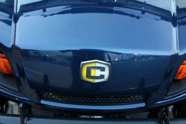 Cushman 4x4 Vehicle