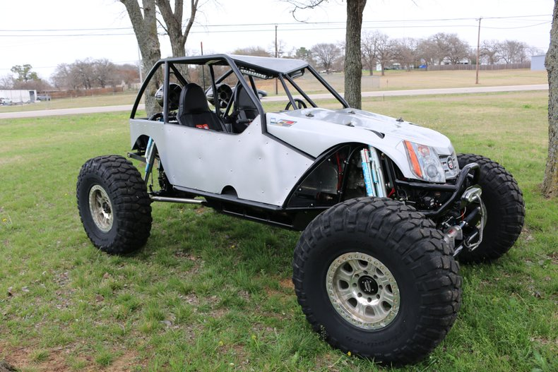 2016 M&M Rock Chassis LS Rock Buggy