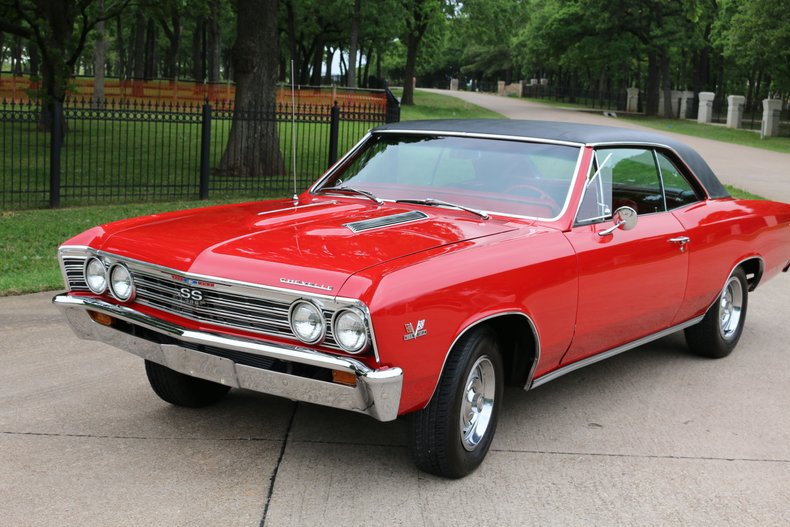 1967 Chevrolet Chevelle SS 396 Tribute