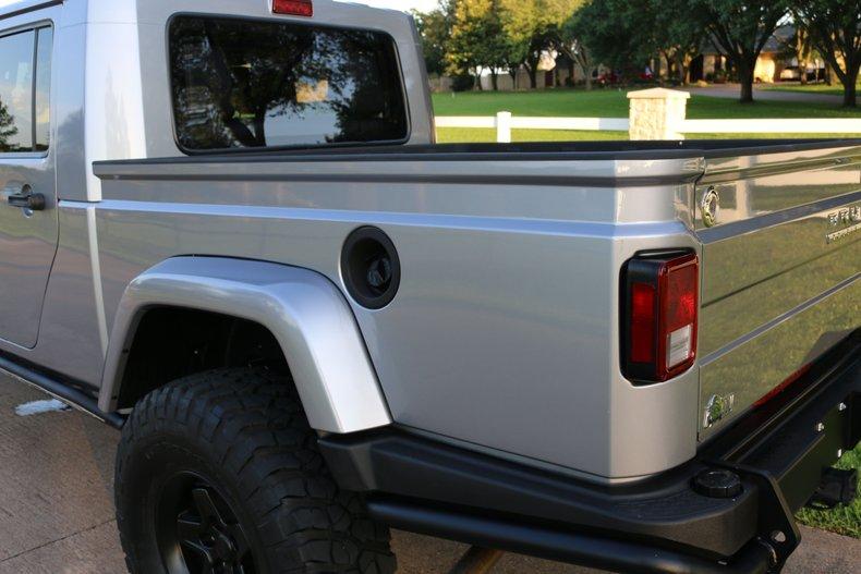 Jeep AEV Vehicle