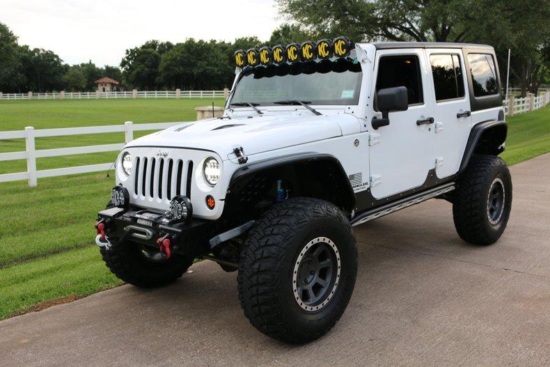 2015 Jeep JK Unlimited